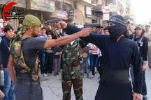گروه های مسلح بار دیگر در نزدیکی دمشق به جان هم افتادند
