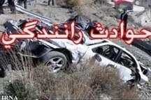 2 فقره حادثه رانندگی در زنجان 2 کشته و یک مصدوم برجا گذاشت