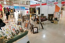 نمایشگاه توانمندی زنان روستایی و عشایر در ارومیه گشایش یافت