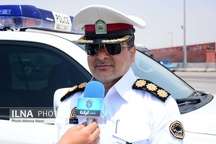 کشته شدن عابر پیاده در آزادراه قزوین - رشت