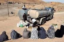 آب یکهزار و 987 نفر از جمعیت روستایی گچساران با تانکر تأمین میشود