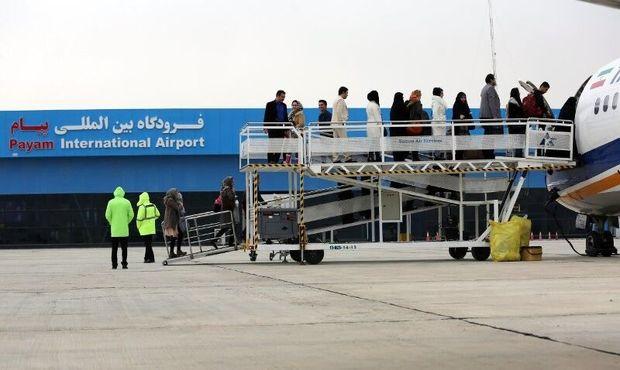 تحقق رویای پرواز مسافری در البرز