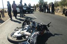 حوادث رانندگی در بوشهر 2 کشته برجای گذاشت