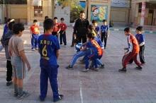 ناکارآمدی زنگ ورزش در دبستانهای خوزستان