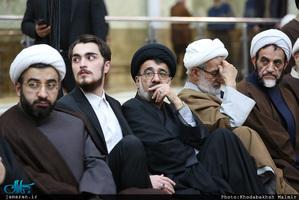 مراسم آخرین پنجشنبه سال در حرم مطهر امام خمینی