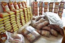 339 تن کالای تنظیم بازار در نهبندان توزیع شد