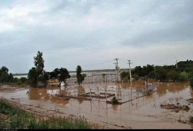 تاسیسات آبرسانی روستایی مراونه شهرستان اهواز وارد مدار شد