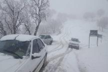 راه ارتباطی 70 روستای کهگیلویه وبویراحمد مسدود است