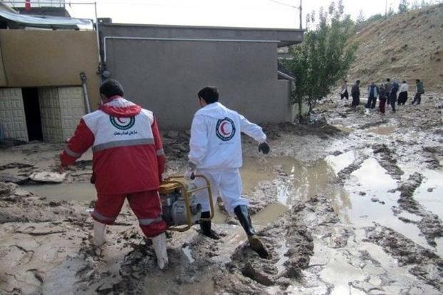 ۱۲۴۲ آسیب دیده سیل سیستان و بلوچستان امدادرسانی شدند