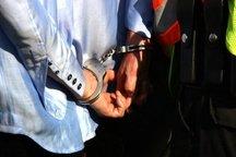 6 سارق محتویات خودرو در اهواز دستگیر شدند