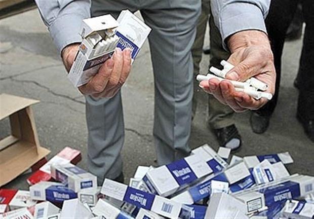 2 محموله سیگار و کفش قاچاق در قزوین کشف شد