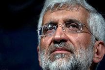 جلیلی: مشکل نیروهای انقلاب تنبلی است