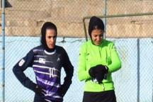 بانوی فوتبالیست ارومیه ای به اردوی تیم ملی دعوت شد
