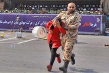 حمله تروریستی به رژه اهواز به روایت سرباز فداکار