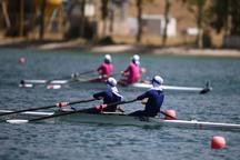 بانوان قایقران همدان برای کسب سهمیه المپیک استارت زدند