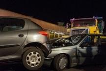 11 کروکی تصادف در بزرگراه قزوین - تاکستان ثبت شد