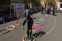 ششمین دوره المپیاد ورزش درون مدرسهای در چهارمحال و بختیاری آغاز شد