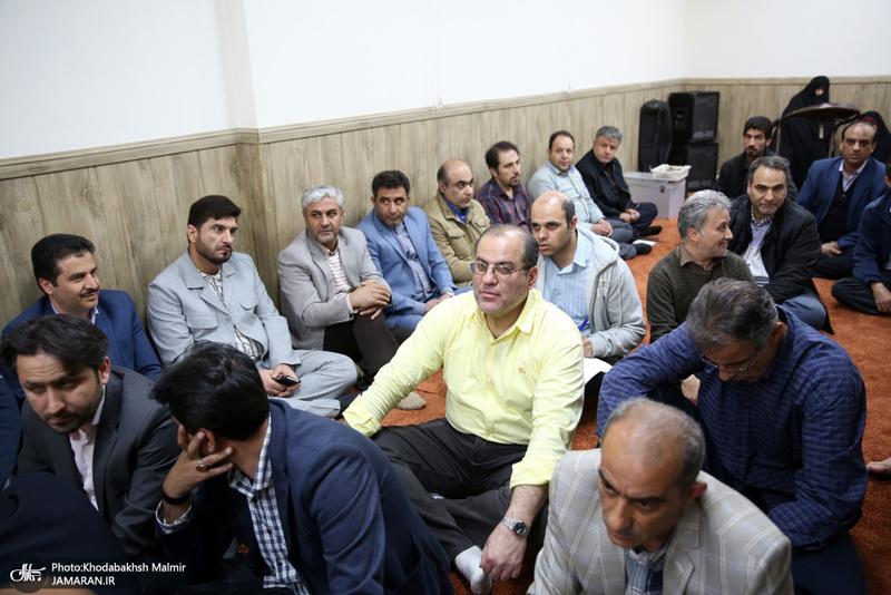 سخنرانی دکتر حمید انصاری قائم مقام موسسه تنظیم و نشر آثار امام خمینی(س)