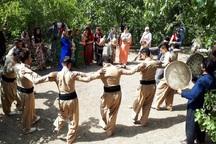 جشن چله تابستان در روستای زردویی برگزار شد
