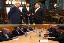رایزنیهای دوجانبه عراقچی و ریابکوف در مسکو آغاز شد