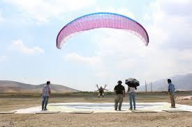 مسابقات بین المللی پاراگلایدر در ارومیه برگزار می شود