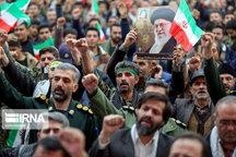 امام جمعه شیروان: حضور مردم توطئنه دشمنان را خنثی کرد