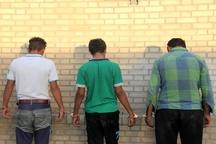 انهدام باند سارقان اماکن خصوصی در بهبهان