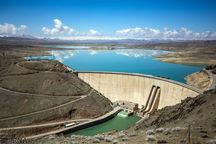 حجم سد زاینده رود در سال آبی جدید به ۵۰۹ میلیون متر مکعب رسید