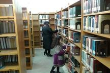 کتابخانه تالش از نظر جذب عضو رتبه دوم گیلان را دارد