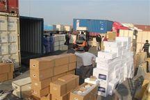 ۲۴۶ میلیون ریال کالای قاچاق در مرز دوغارون کشف شد