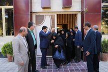 ۵۵۰ زائر اولی از مددجویان کمیته امداد فارس راهی مشهد شدند
