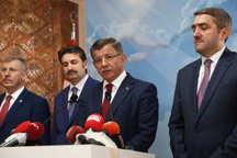 استعفای متحد مهم اردوغان از حزب حاکم ترکیه و تشکیل حزبی جدید