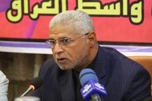 استاندار واسط عراق وارد مهران شد