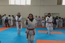 نتایج مسابقات کاراته شوتوکان بانوان آذزبایجان شرقی مشخص شد