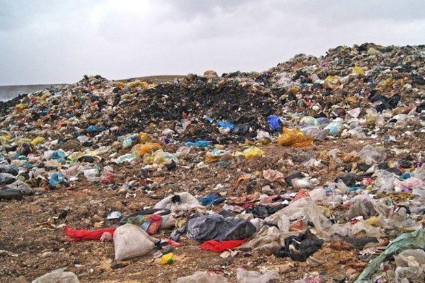 زباله هایی که مانع توسعه البرز می شوند