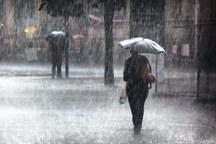 بارش باران در بروجرد به 69میلیمتر رسید