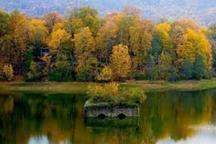 داغ خشکسالی بر پیشانی دریاچه عباس آباد مازندران