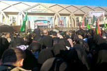 ۷۱ هزار زائر از مرز مهران تردد کردند