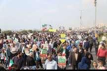 مسیر راهپیمایی22 بهمن بندرعباس اعلام شد