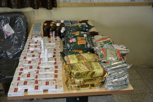 کشف مواد مخدر در استان اردبیل 125 درصد افزایش یافت