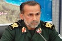 ملت ایران با روحیه بسیجی مقابل ابرقدرت های دنیا ایستاده است