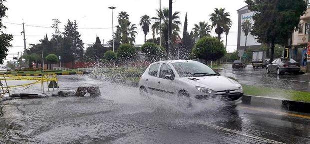 هشدار هواشناسی هرمزگان نسبت به آبگرفتگی معابر