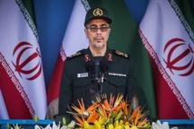 سرلشکر باقری: دفاع مقدس ضامن قرن ها سربلندی برای ملت ایران است