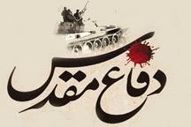 احداث یادمان «13 خلبان شهید» استان قم
