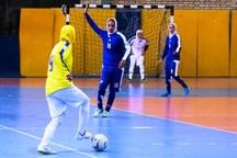 مسابقات فوتسال لیگ دسته یک بانوان کشور در یزد آغاز شد