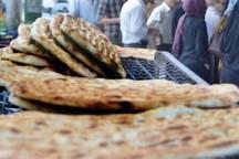 45 نانوایی متخلف گنبدکاووس تعزیر شدند