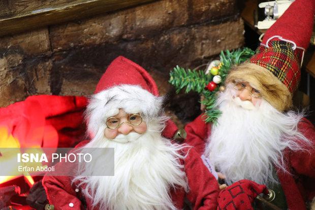 بابا نوئل، بابای ما ایرانیها هم هست!