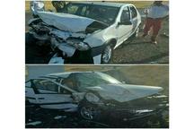 ۲ کشته و ۲ مصدم در سانحه رانندگی جاده مراغه-هشترود