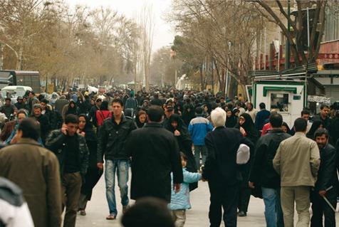 جمعیت ایران چه زمانی به ۱۰۰ میلیون نفر می رسد؟