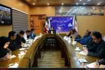 گزارش تصویری نشست خبری ماهانه شهردار آبادان